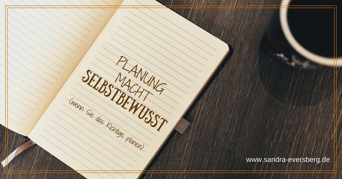 Planen Sie